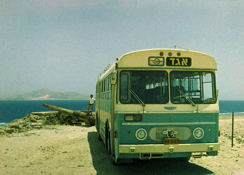 אוטובוס לסיני