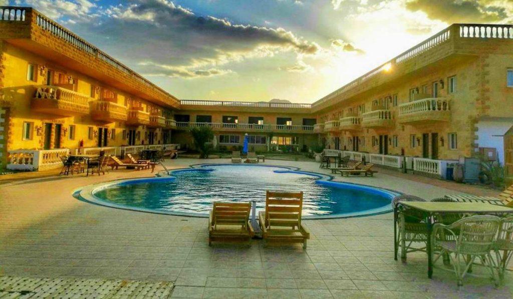 מלון בנואיבה