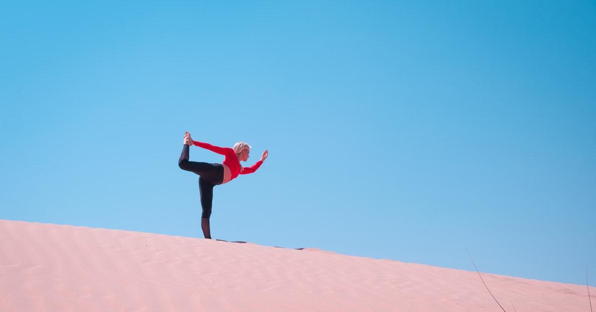 סדנת יוגה בסיני