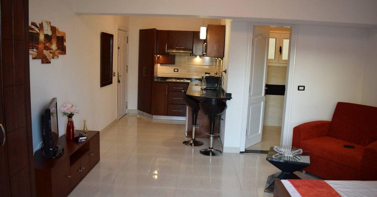 New Studio in Delta Sharm
