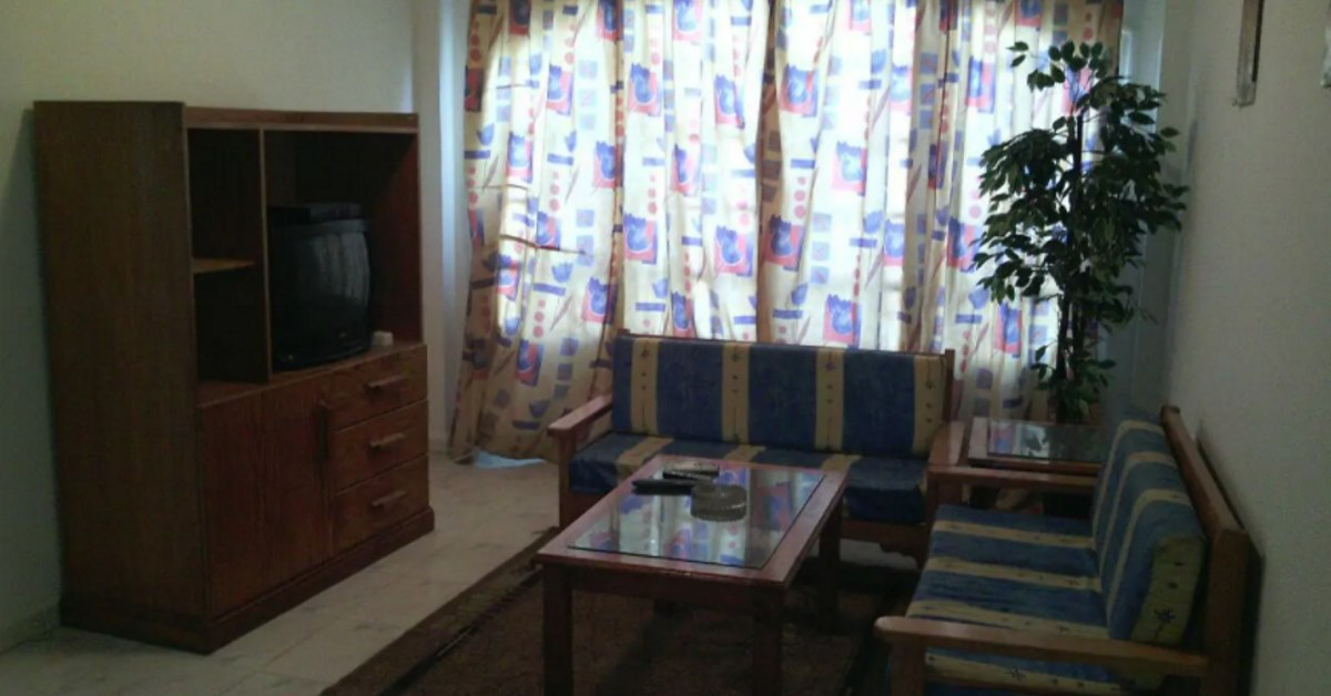 Apartment at Al Hadaba lounge
