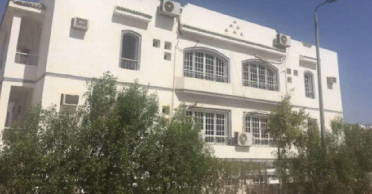 Apartment at Al Hadaba outside