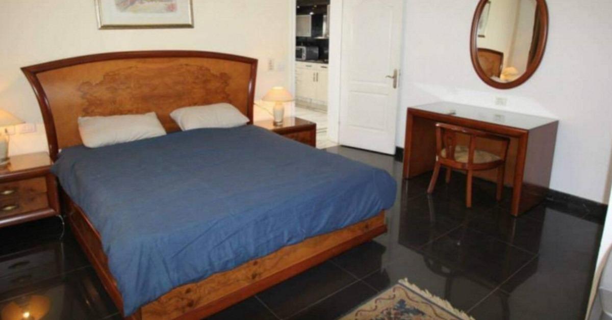 Delta Sharm bedroom