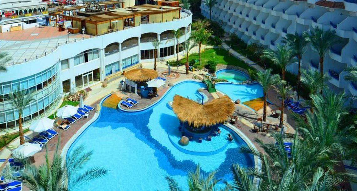 הזמנת מלון בסיני